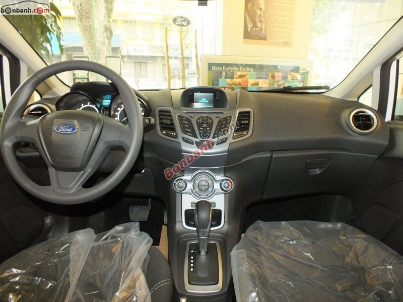 Xe Ford Fiesta 1.5 AT 2015