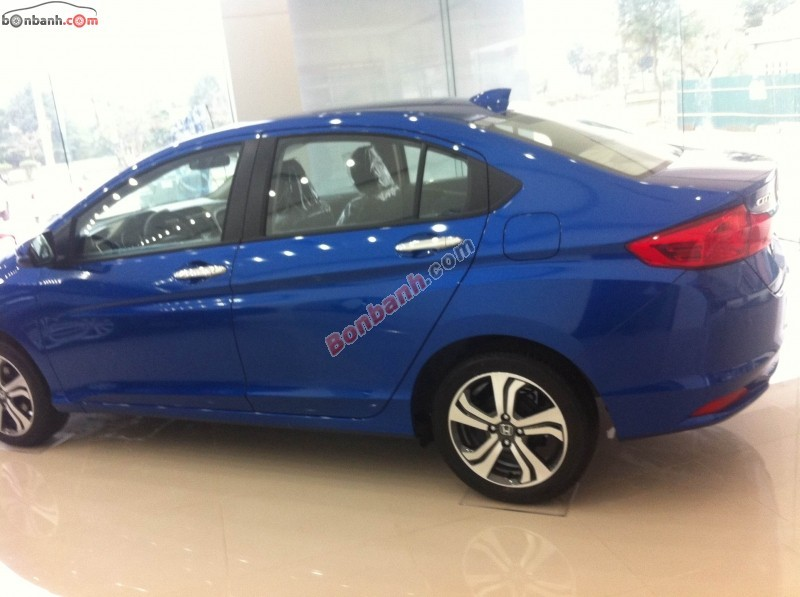 Xe Honda City 1.5AT 2015