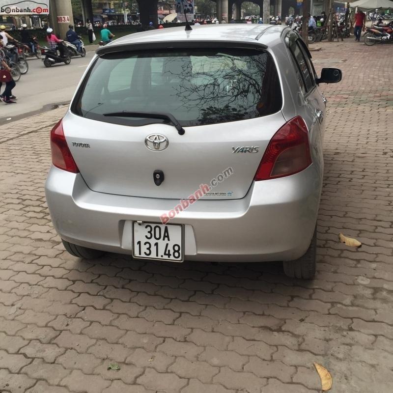 Xe Toyota Yaris 1.3AT 2007