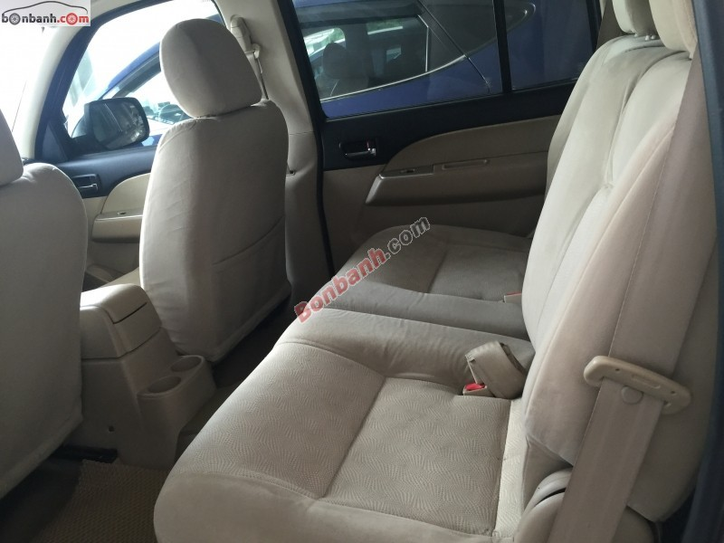 Xe Ford Everest Limited 2008