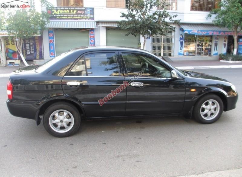 Xe Mazda 323  2003