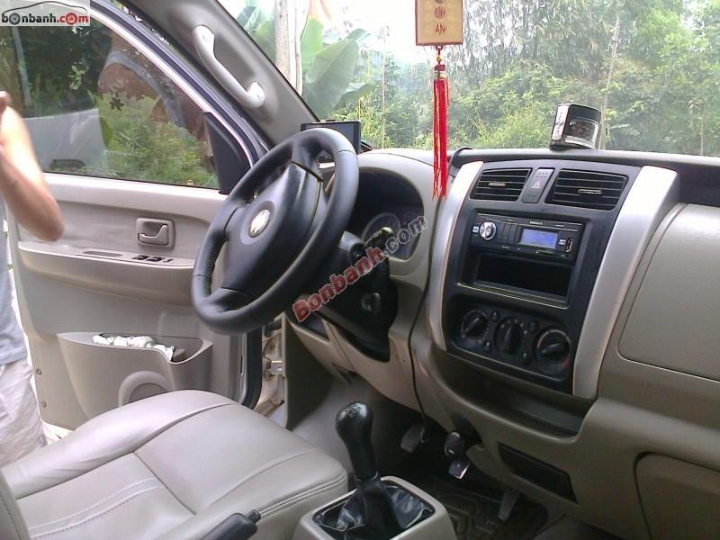 Chính chủ bán xe Suzuki APV đời 2009, màu bạc