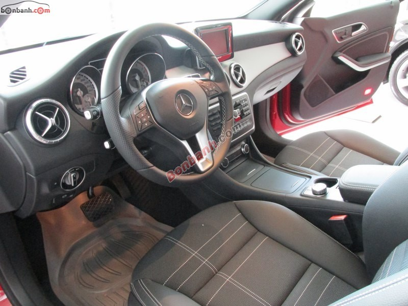 Xe Mercedes-Benz CLA class CLA200 2015