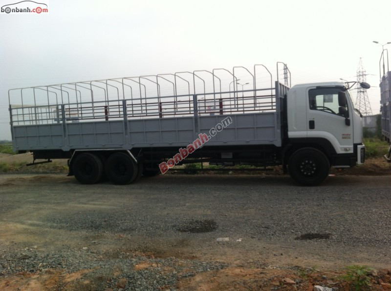 Xe Isuzu Isuzu khác Khác FVM 34W 2015