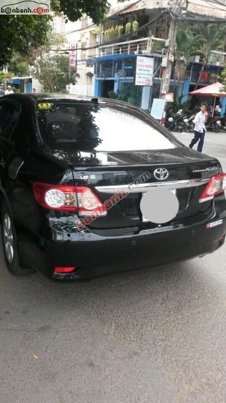 Xe Toyota Corolla altis 1.8AT 2014