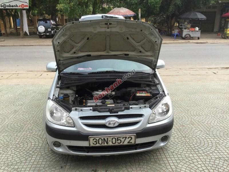 Xe Hyundai Getz 1.1 MT 2008