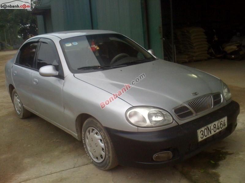 Xe Daewoo Lanos  2003