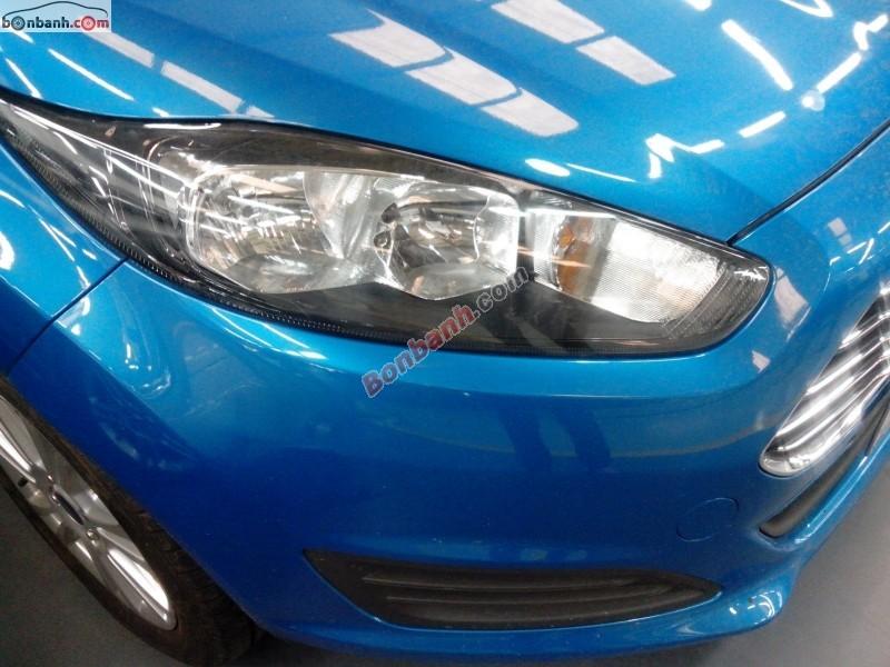 Xe Ford Fiesta Sport 1.5L AT 2015