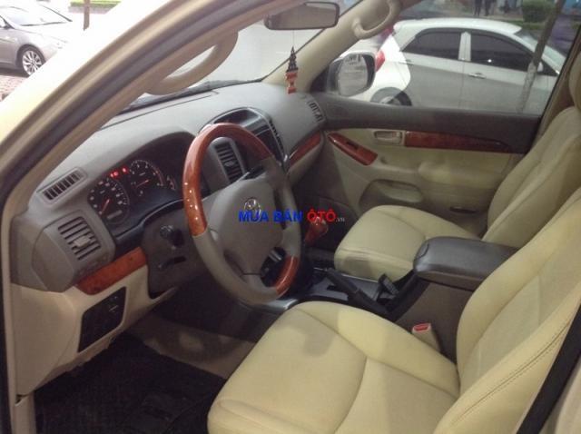 Nam Việt Auto cần bán xe Toyota Land Cruiser Prado GX 2.7 đời 2006, xe nhập, chính chủ