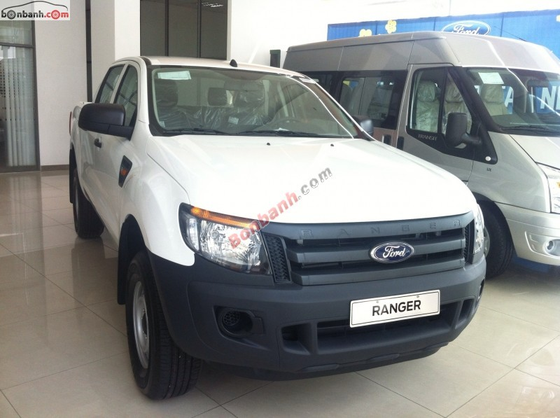 Xe Ford Ranger Base 2015