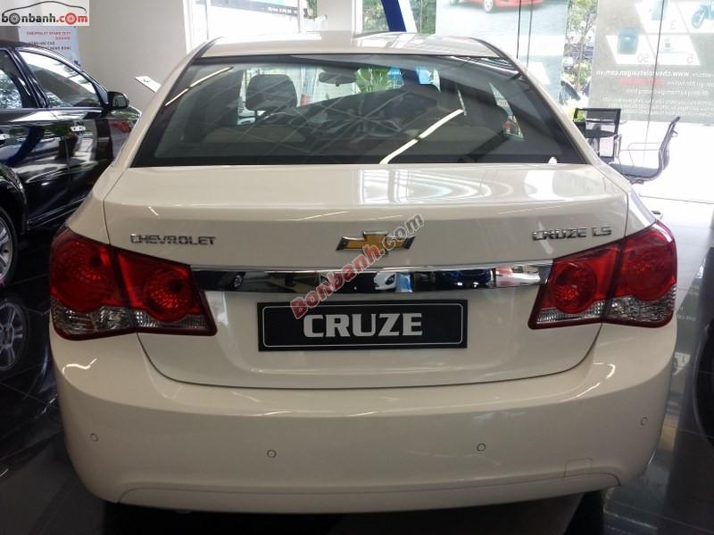 Xe Chevrolet Cruze LTZ 1.8 AT 2015