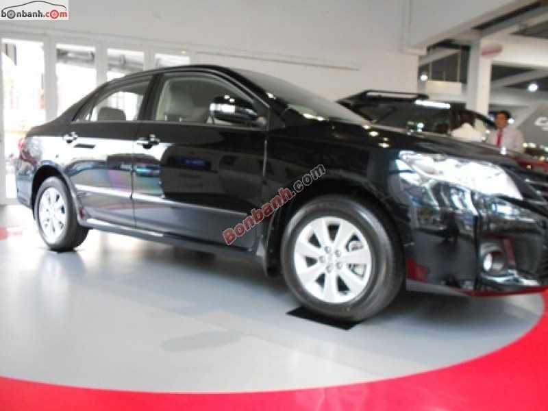 Xe Toyota Corolla altis 1.8 AT 2015
