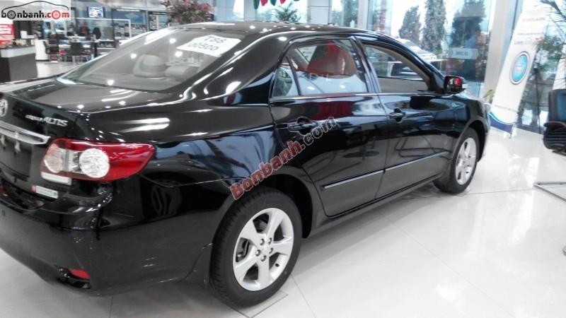 Xe Toyota Corolla altis 2.0V 2015