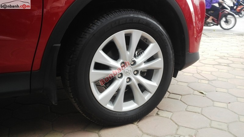Xe Toyota RAV4 Limited 2015