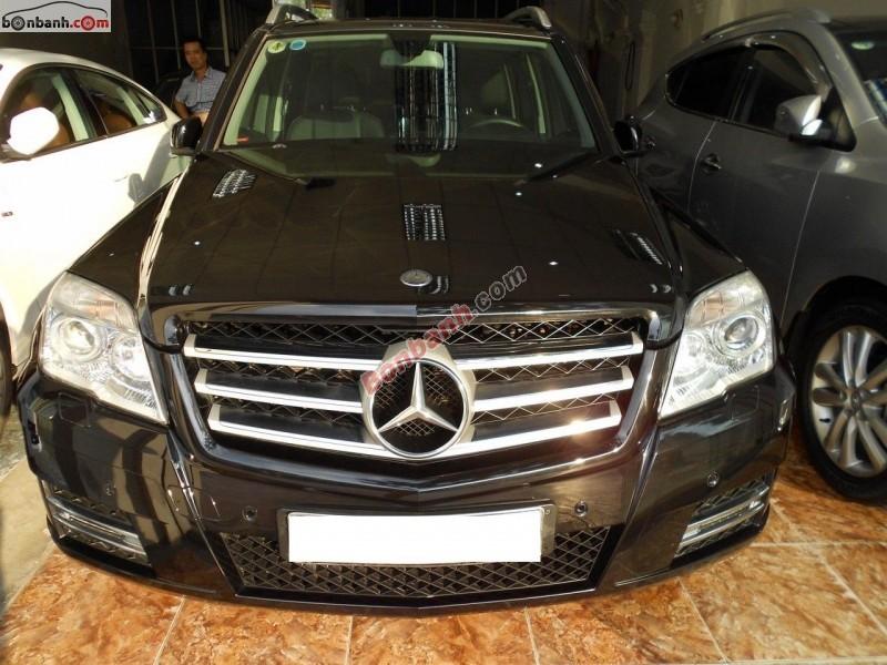 Xe Mercedes-Benz GLK Class GLK 300 2011