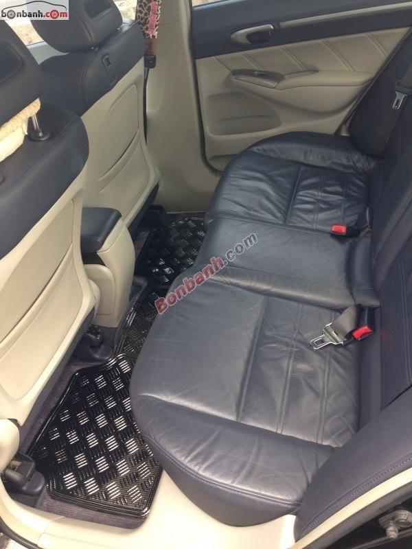 Xe Honda Civic Bán    2.0AT  cũ tại TP HCM 2008