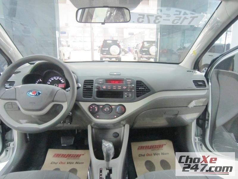 Xe Kia Morning Van 2 chỗ 2014 2013