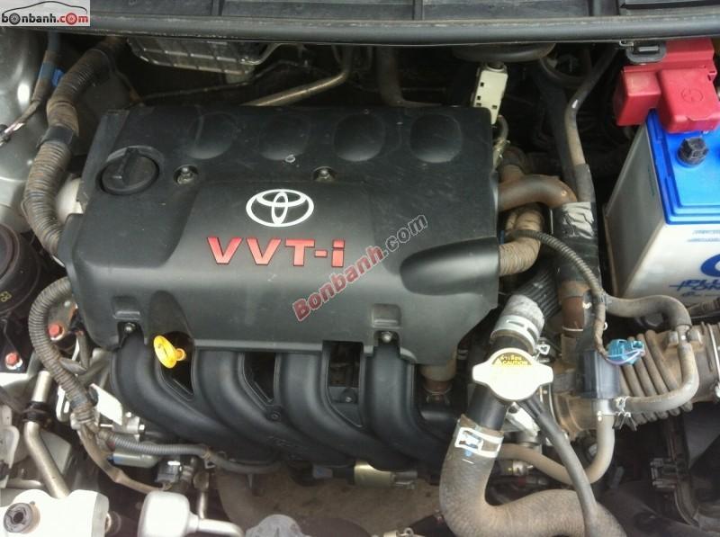 Xe Toyota Vios Bán    1.5G  cũ tại Bình Dương 2013