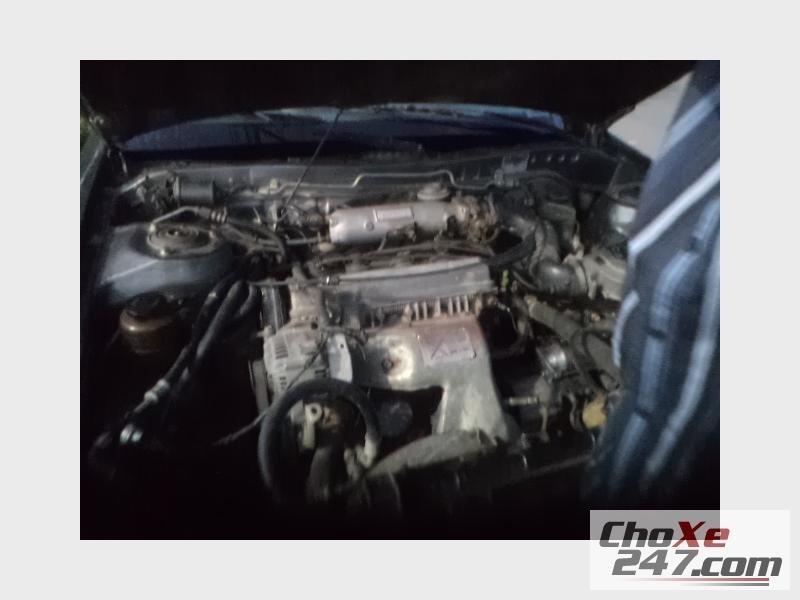 Xe Acura EL Mod 87 1987