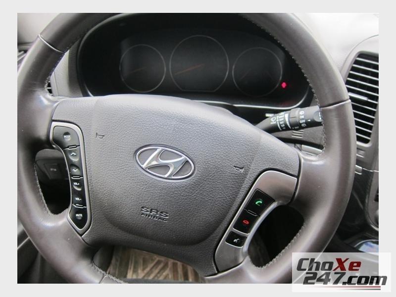 Xe Hyundai Santa Fe SLX