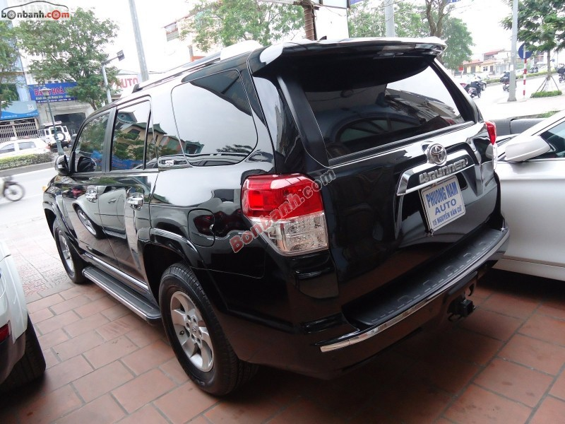 Xe Toyota 4 Runner Bán    SR5  cũ tại Hà Nội 2011