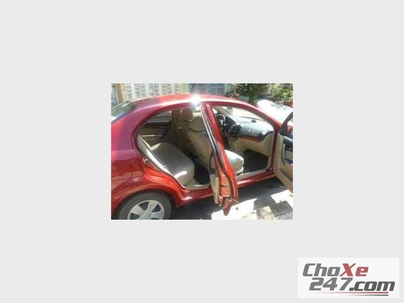 Xe Daewoo Gentra SX 2011
