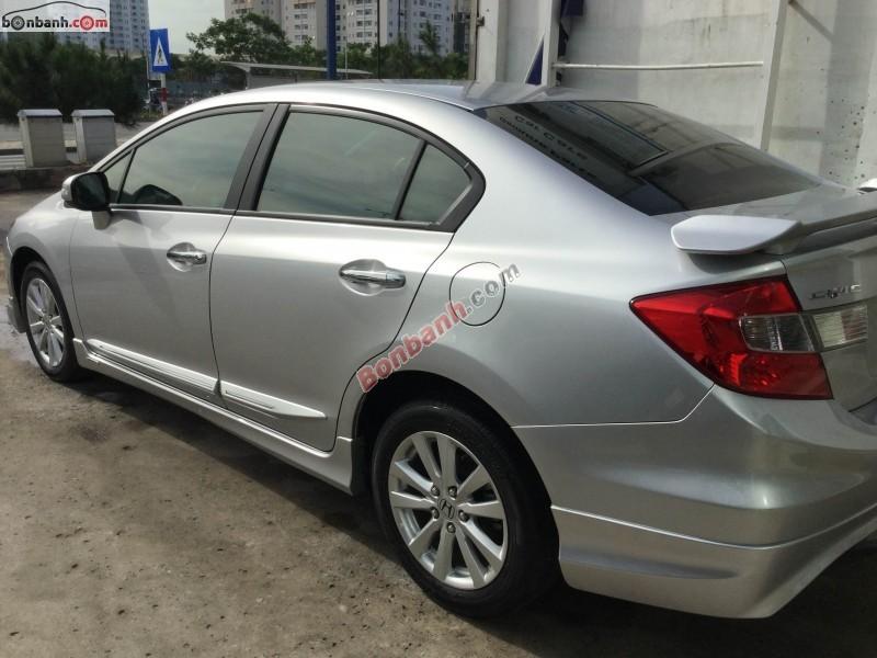 Xe Honda Civic Bán    2.0L AT  cũ tại TP HCM 2012
