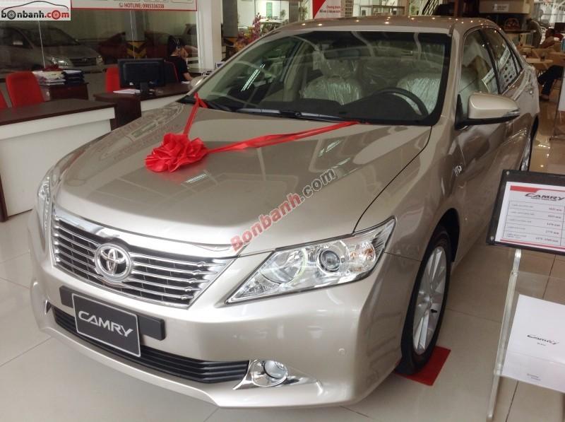 Xe Toyota Camry Bán    2.5 Q  mới tại TP HCM 2014