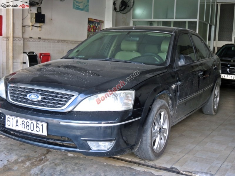 Xe Ford Mondeo Bán    2.0AT  cũ tại TP HCM 2005