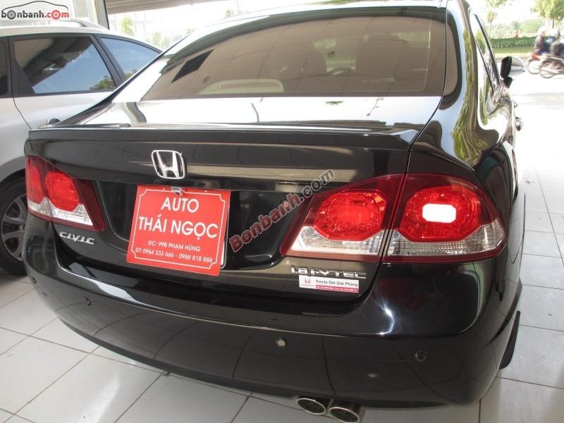 Xe Honda Civic Bán    1.8AT  cũ tại Hà Nội 2010