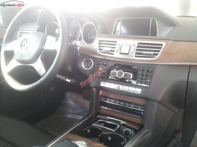 Xe Mercedes-Benz E class Bán    200  mới tại TP HCM 2014