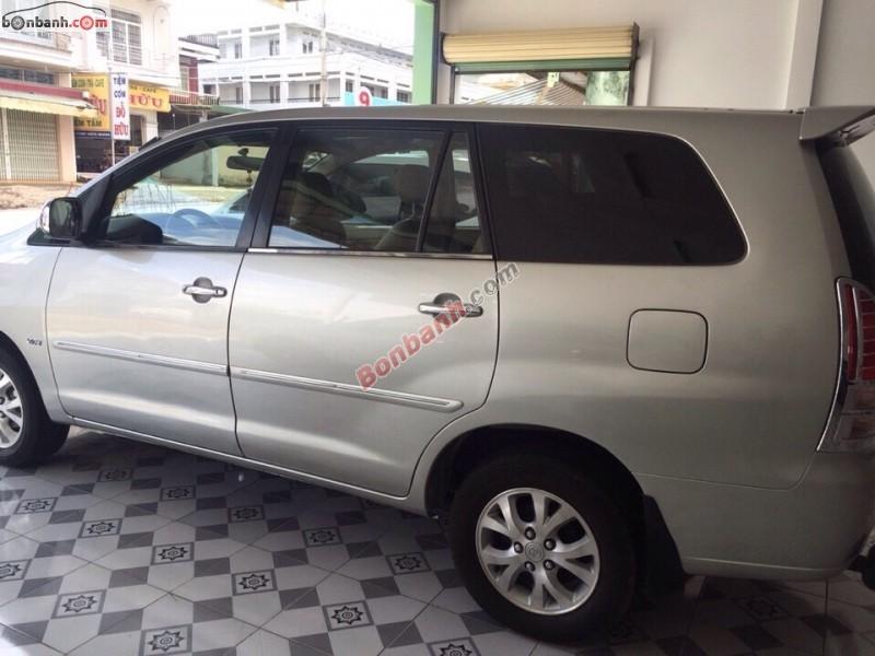 Xe Toyota Innova Bán    G  cũ tại Lâm Đồng 2006