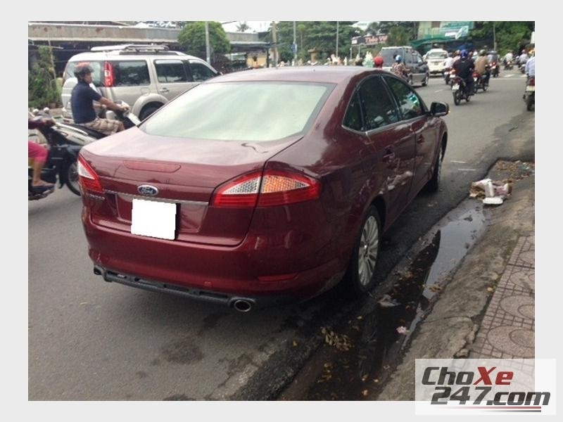 Xe Ford Mondeo  2011