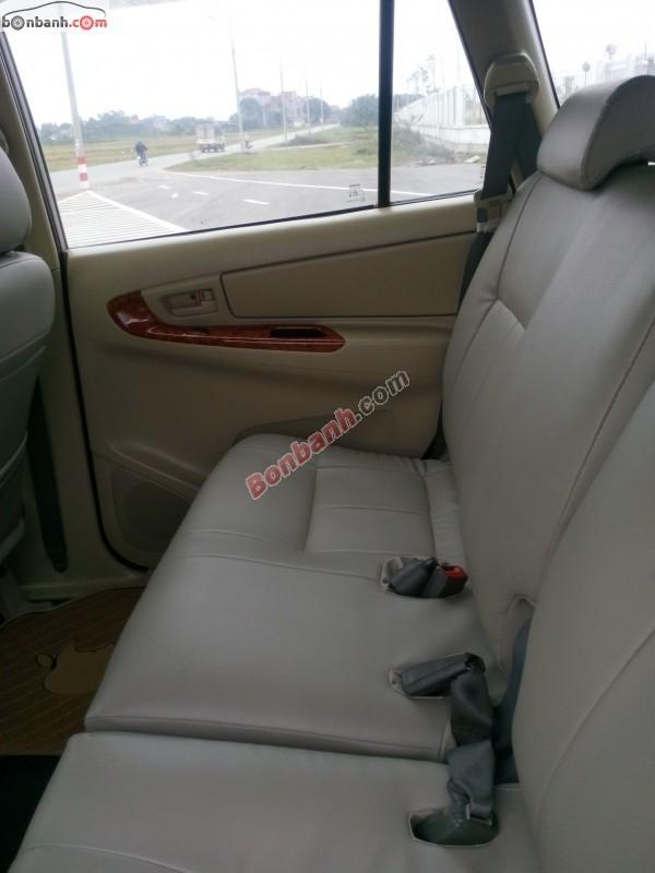 Xe Toyota Innova Bán    2.0MT  cũ tại Bắc Giang 2006