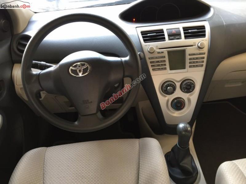 Xe Toyota Vios Bán     cũ tại Hà Nội 2008