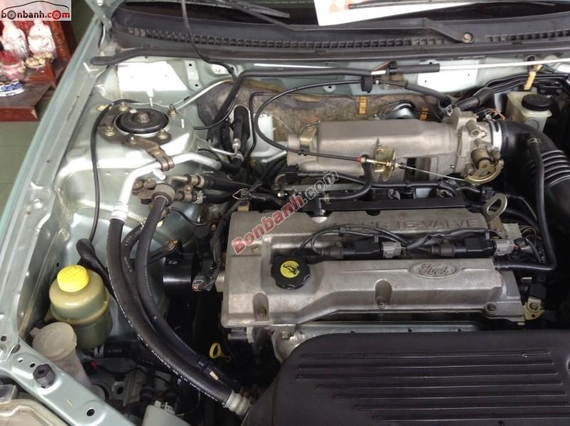 Xe Ford Laser Bán     cũ tại TP HCM 2001