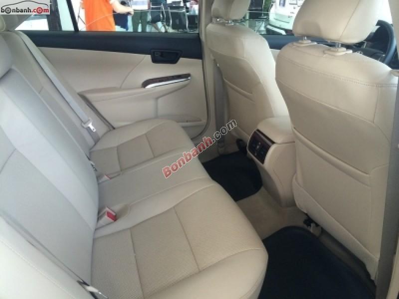 Xe Toyota Camry Bán      G  mới tại TP HCM 2015