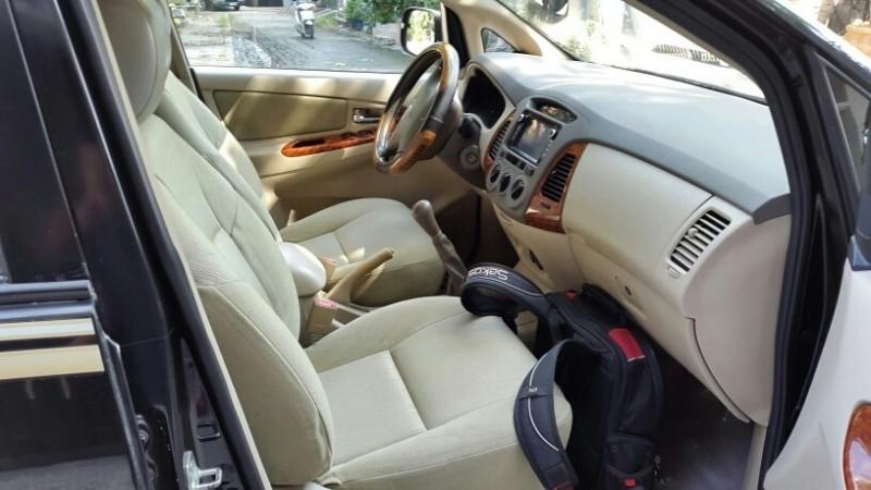 Xe Toyota Innova Bán     cũ tại TP HCM 2007