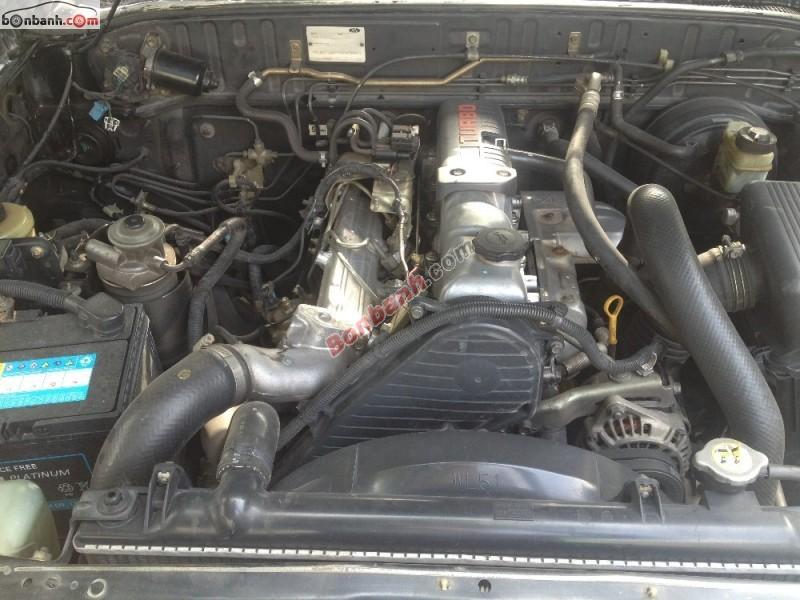 Bán xe Ford Everest 2005, màu đen, xe nhập, 340 triệu
