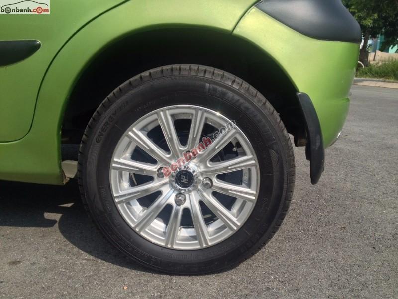 Bán Daewoo Matiz SE đời 2004 xe gia đình, giá chỉ 165 triệu