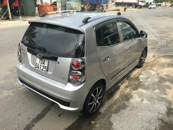 Cần bán Kia Morning Sport sản xuất 2011, màu bạc, nhập khẩu, số tự động