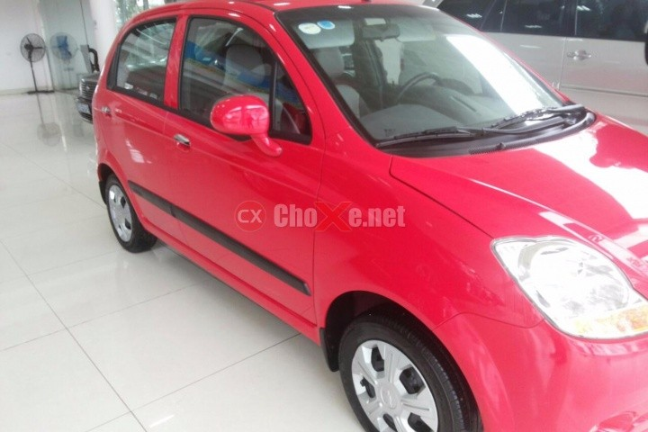 Auto Bình Cường bán Spark Van 2015, màu đỏ