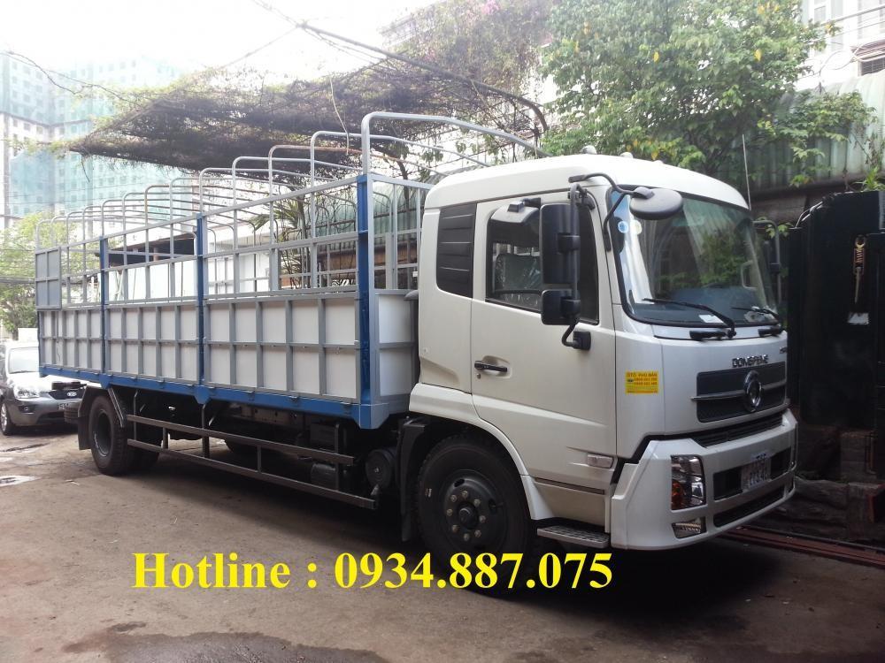 bán xe tải dongfeng hoàng huy 9,6 tấn (B170 9.6 tấn) bản nâng cấp mới nhất
