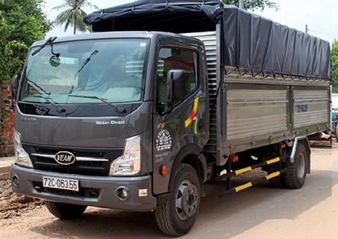 Xe tải Veam VT651 6.5 tấn | Veam 6.5T | Veam 6 tấn 5 trả góp giả rẻ