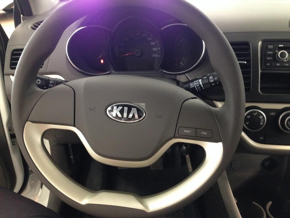Bán Kia Morning MT 2016, đủ màu, trả trước chỉ 100tr, giao xe ngay
