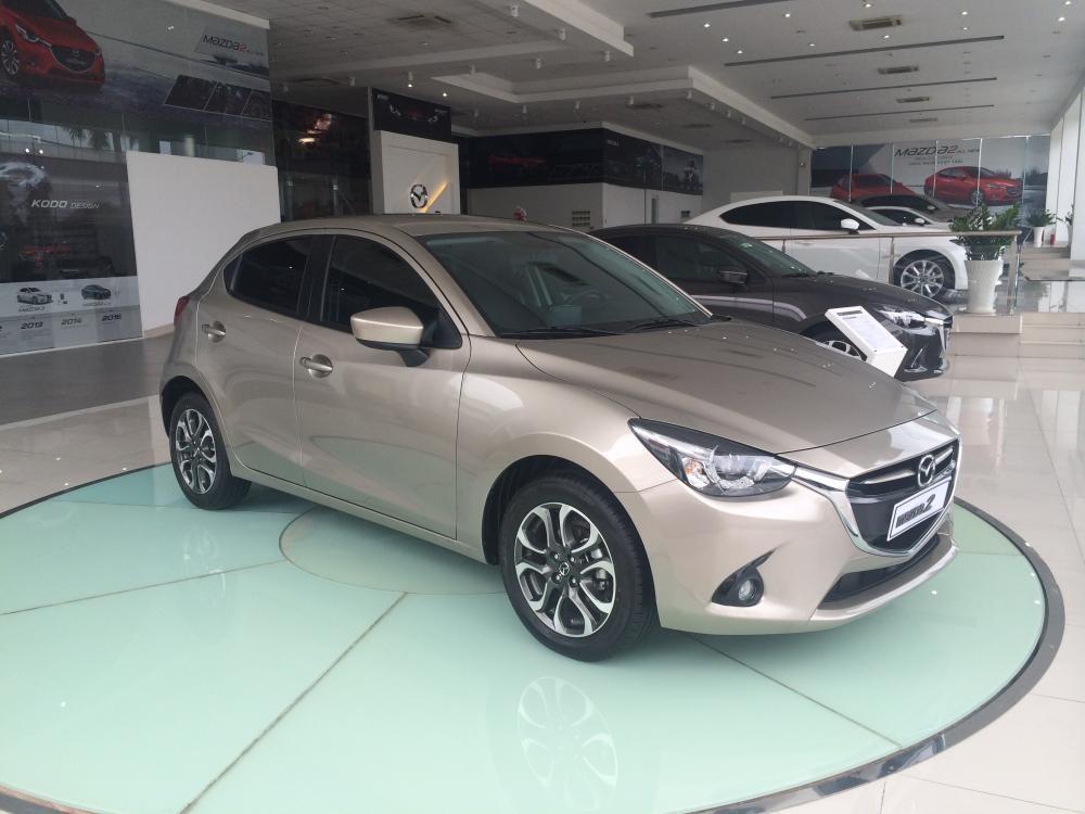 Xe Mazda 2 HB đời 2016 giá tốt nhất tại Biên Hòa-Đồng Nai-hỗ trợ vay 85%-hotline 0933000600