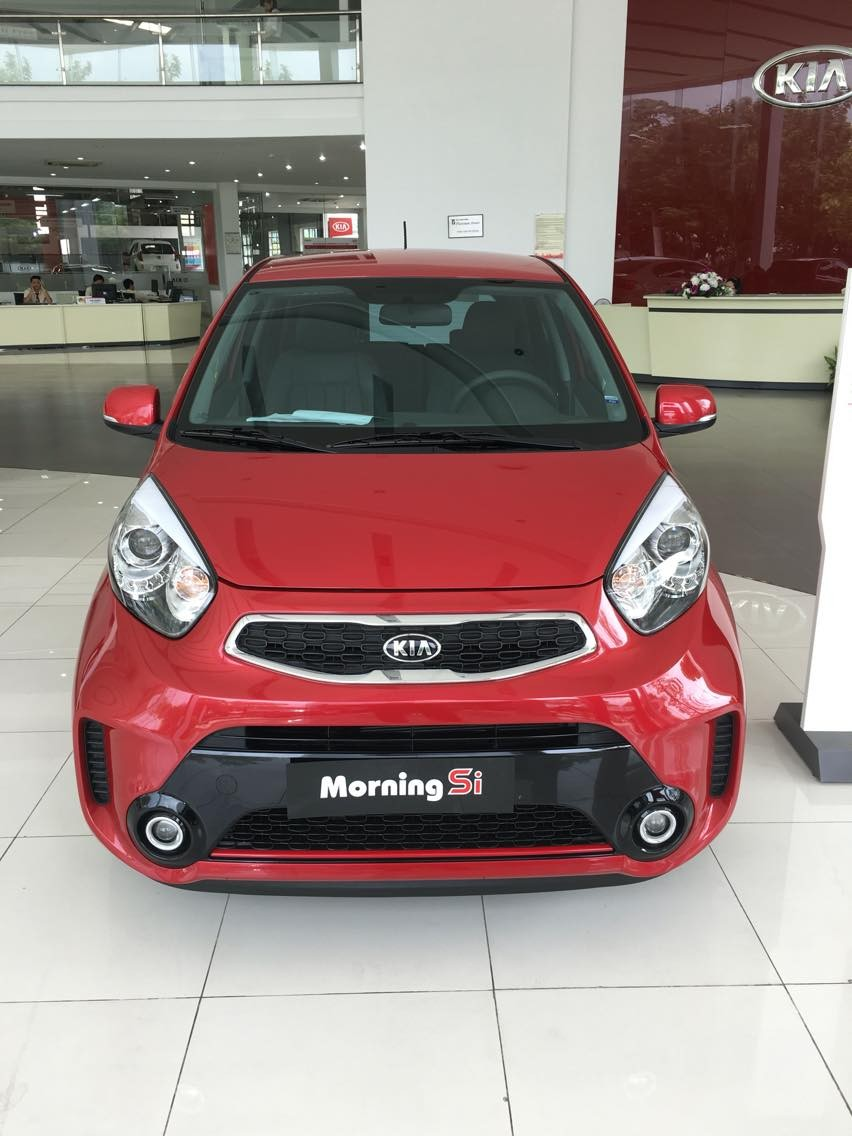 KIA Hải Phòng - 0935357398 | KIA Morning SI 2016 giá tốt nhất, giẩm ngay 18 triệu, giao xe ngay