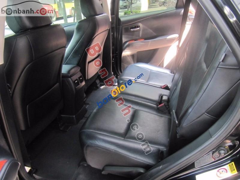 Xe Lexus RX 350 đời 2009, màu đen, nhập khẩu