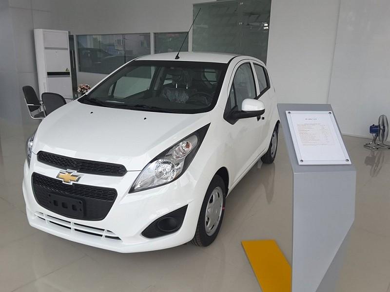 Chevrolet Spark Duo: Ấn tượng với vẻ ngoài năng động, mạnh mẽ với động cơ 1.2L