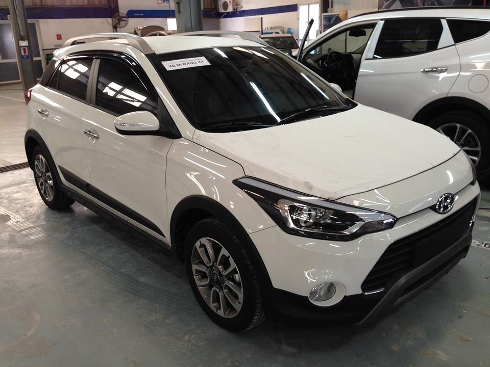 Bán xe Hyundai i20 1.4 AT 2016, nhập khẩu